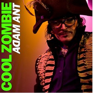 Adam Ant Cool Zombie