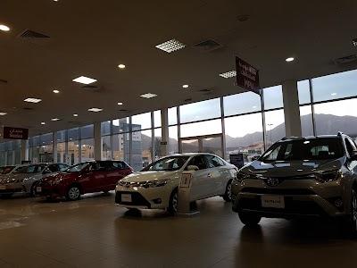 Toyota Showroom - Khorfakkan - Al Futtaim Motors ...