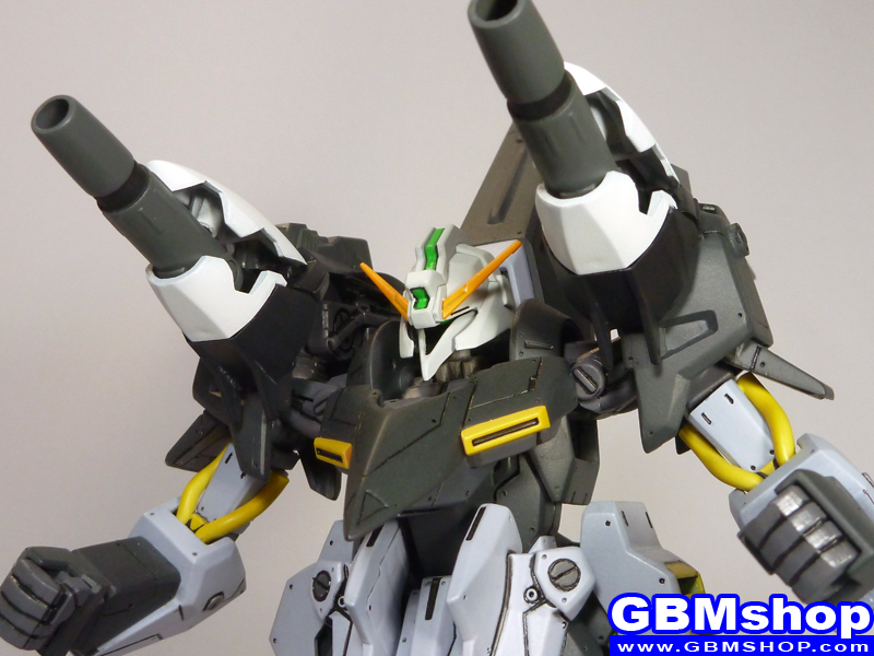 Bandai 1/144 ORX-005 Gaplant TR-5 (Hrairoo) Cannon Mode