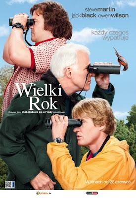 Plakat filmu: Wielki Rok