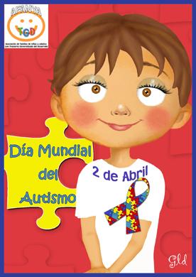 2 DE ABRIL - DÍA MUNDIAL DEL AUTISMO