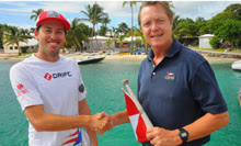 Taylor Canfield- Virgin Islands Sailor of the Year