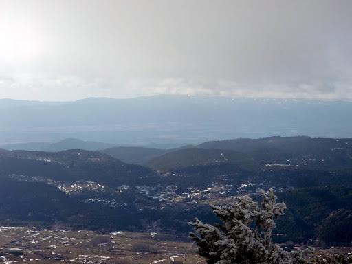 Senderismo: Alcalá de la selva - Peñarroya
