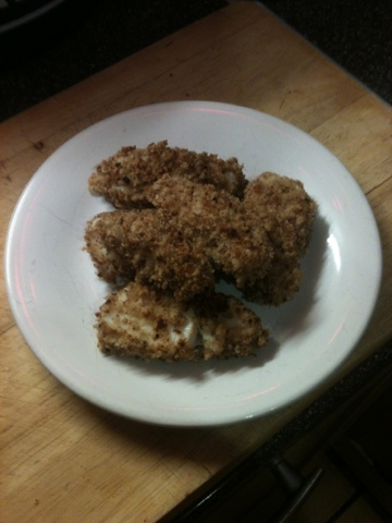 Vicki-Kitchen: Syn Free Fish fingers (slimming world friendly)