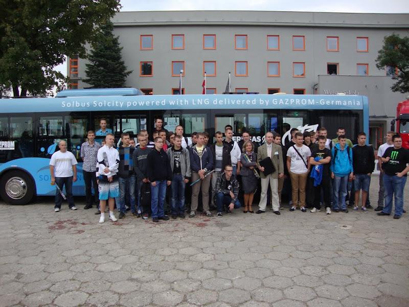 Wśród uczestników Konferencji znalazła się grupa 50 uczniów Zespołu Szkół Samochodowych nr 2 w Warszawie