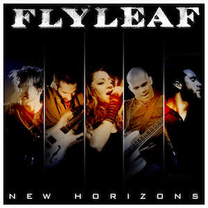 Flyleaf - New Horizons Lyrics, Art Cover
