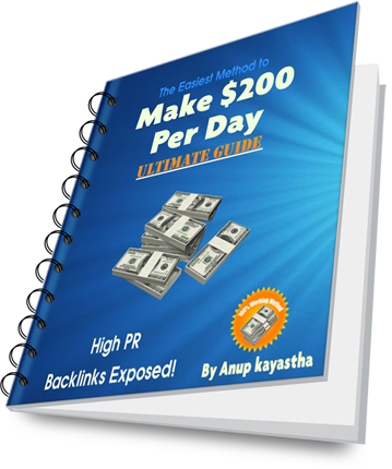 Get Thousands of High PR Backlinks Within a Minute