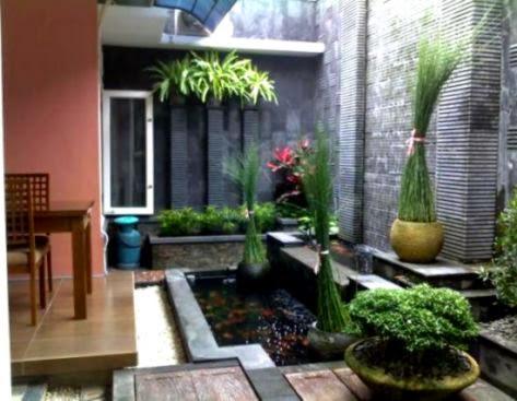foto taman belakang rumah | gallery taman minimalis