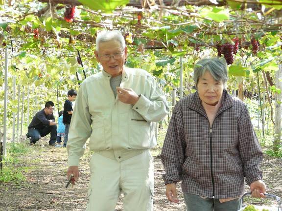 松本さんご夫妻