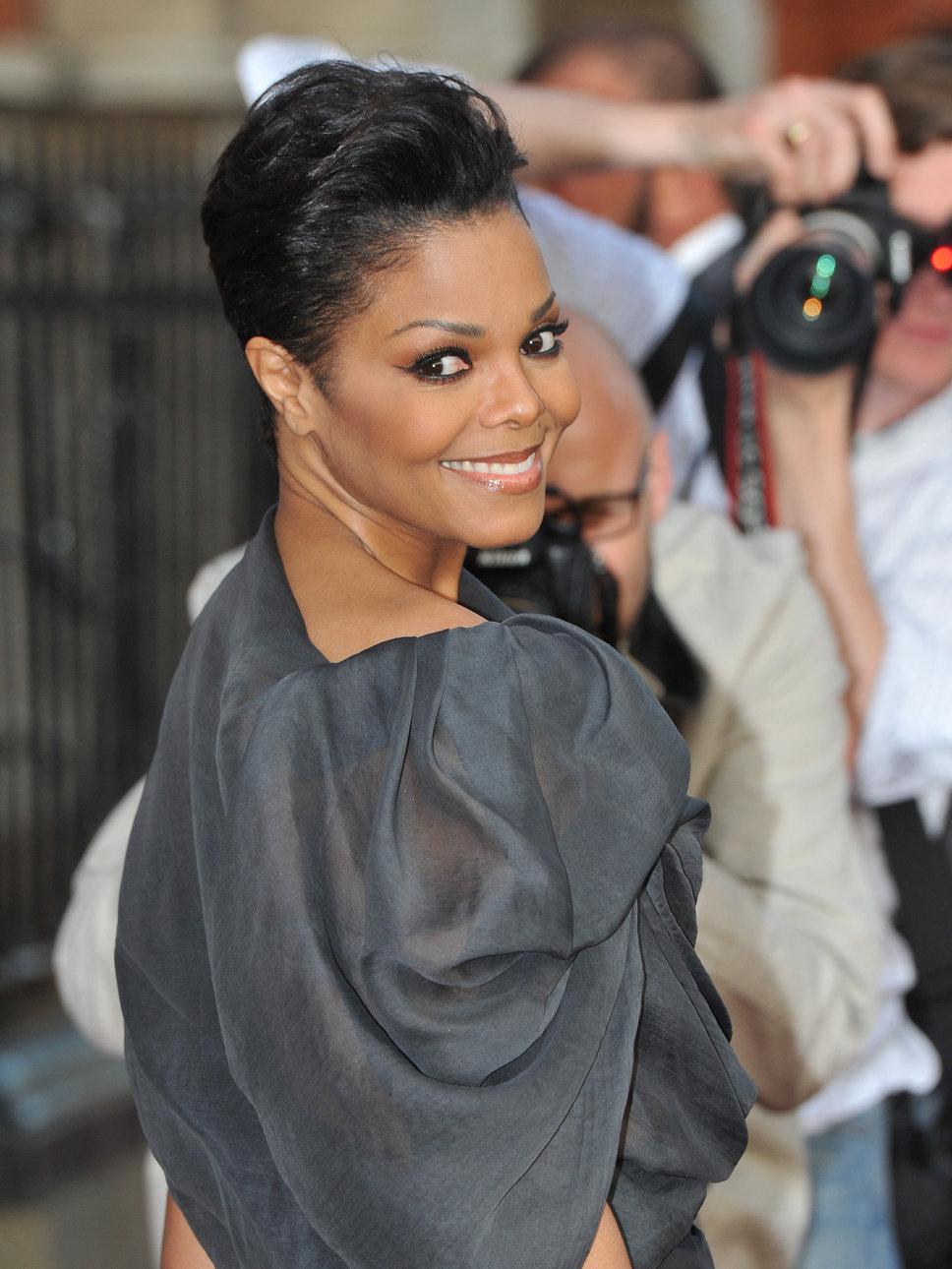 Hip Candy Janet Jackson To Add Film Maker To Her List Of Credits