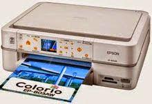 Bán máy in màu đa năng Epson cũ EP-803A