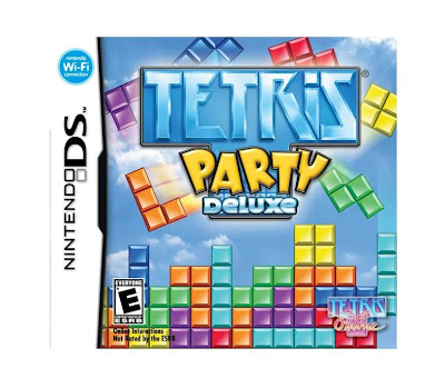 Tetris Party Deluxe voor DS