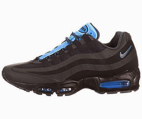 save off 3ab40 38d08 Nike Men s NIKE AIR MAX  95 NO-SEW RUNNING SHOES 9 Men US  (BLACK BLACK WHITE ANTHRACITE)