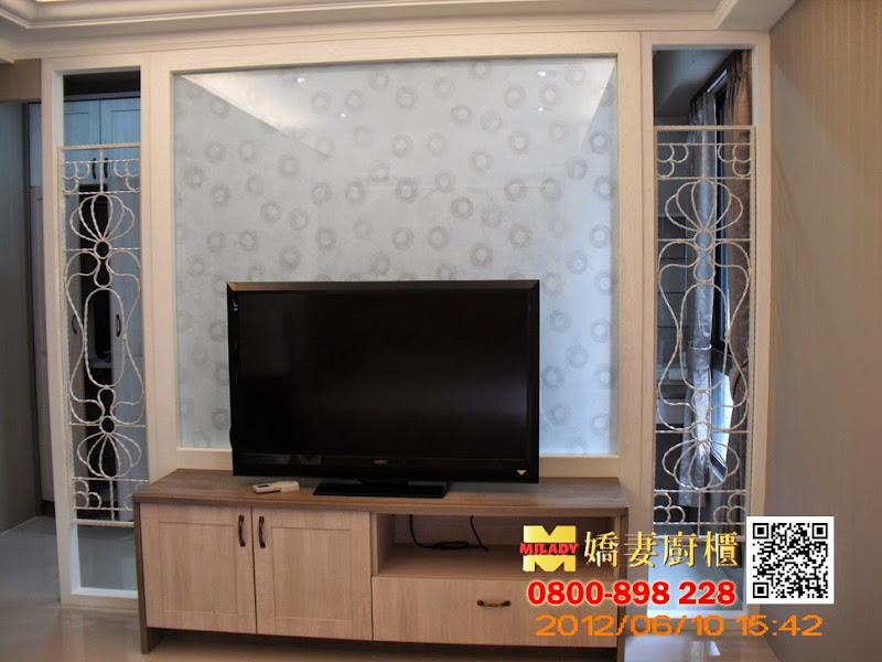 系統家具 安裝實例