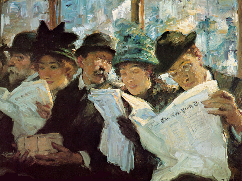 Francis Luis Mora - Morning News