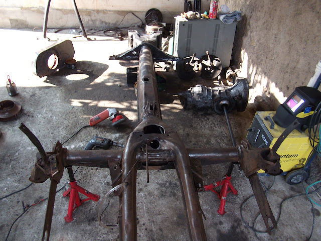 Reforma do chassi do meu Buggy DSCF0039