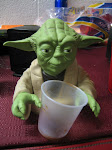 even Yoda had a Jaeger shot