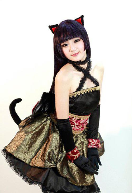 Miyuko và bộ ảnh cosplay của H.A.V.E Online