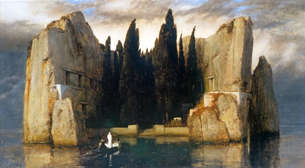 Arnold Böcklin - Island of the Dead 1883
