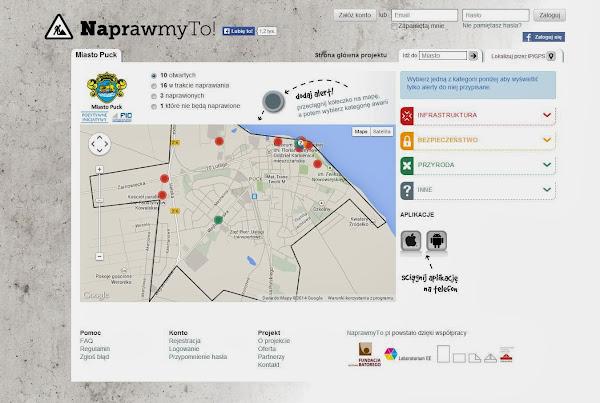 Pozytywna Inicjatywa - portal NaprawmyTo!