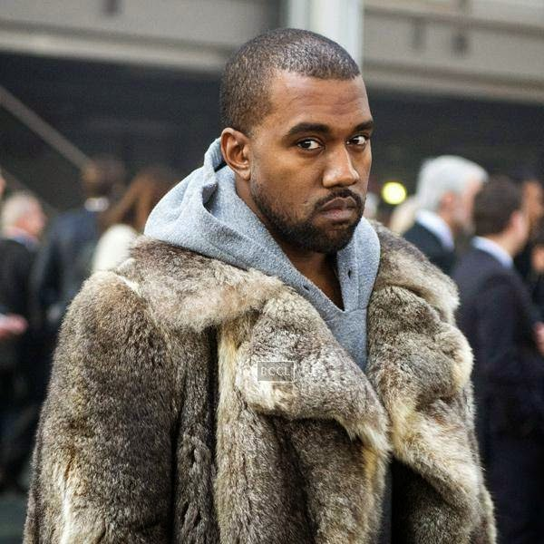 Kanye West spent a whopping price (didn't reveal)on a Diamond Teeth.