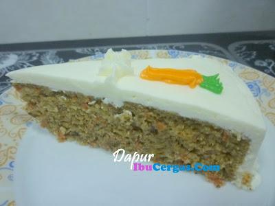 Carrot Cake Moist Fluffy