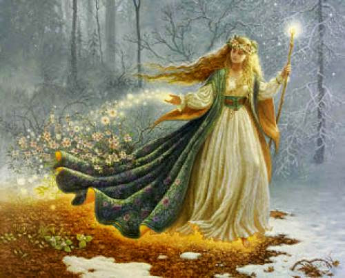Full Snow Moon Rituals February 25 2013