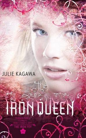 Amethyst Daydreams Iron Queen By Julie Kagawa Iron Fey Book 3