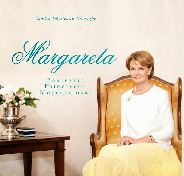 Margareta. Portretul Principesei Moștenitoare, de Sandra Gătejeanu-Gheorghe