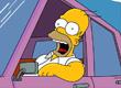 Jogos dos Simpsons Pintar Homer