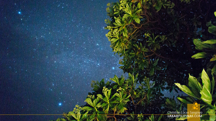 The Stars Above Patar, Bolinao