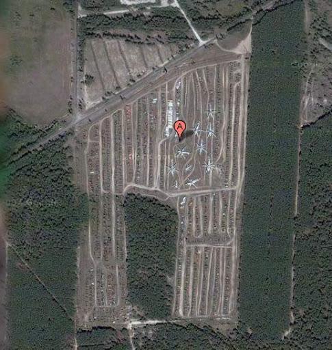 Peninggalan Ledakan Reaktor Nuklir Chernobyl