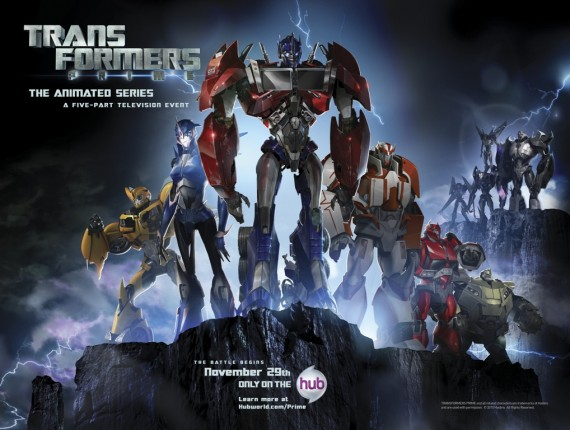 transformers prime rmvb