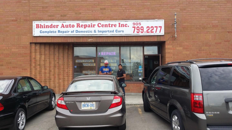 Bhinder Auto Repair Centre Unit 24 A Family Run Local Auto Repair Shop