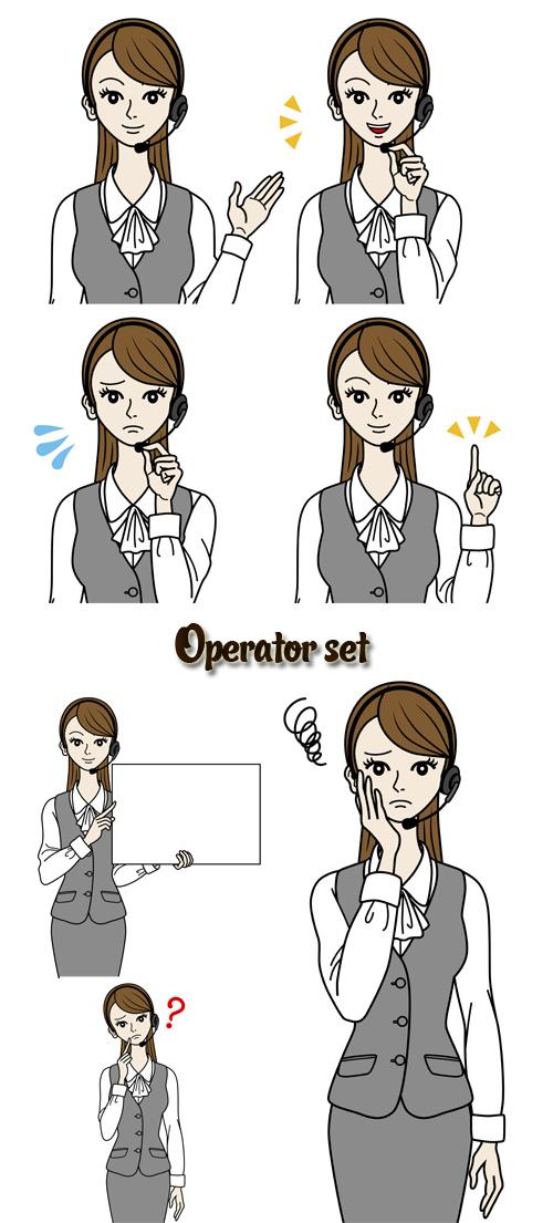 Stock: Operator set