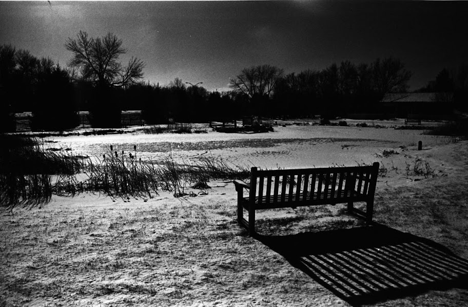 冬日的鄉村歲月