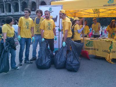 Puliamo il mondo: il bilancio finale dei tre giorni di volontariato ambientale