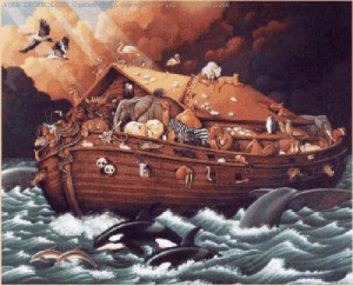 How Long Did Noah Take To Build The Ark