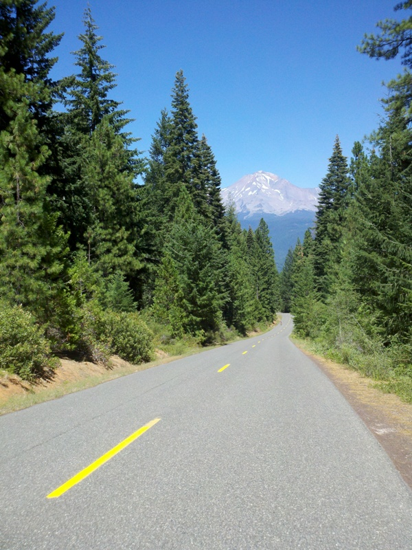 Mount Shasta Summit Century • Castle Lake Road