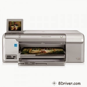 Driver HP Photosmart D7500 series 4.0.2 Printer – Download and installing steps