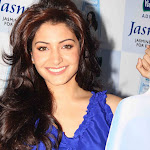 Anushka Sharma in Blue  Cute Photos