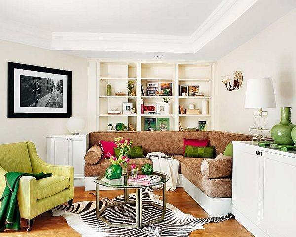 Căn hộ 50 m2- bài trí thế nào cho đẹp?