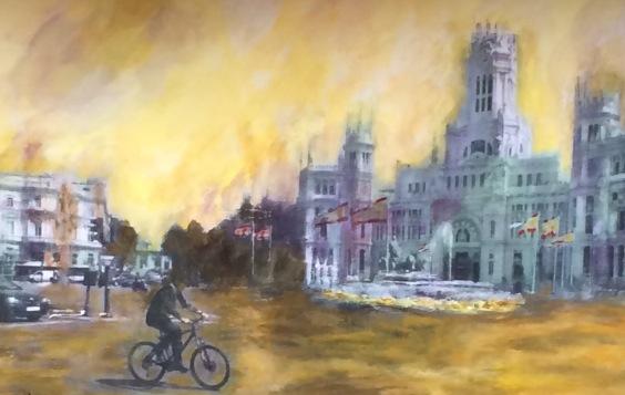 Madrid y la Bici