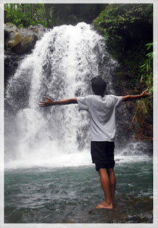 air terjun titang durenan
