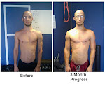 Scott, after 3 months of QuantumFit.