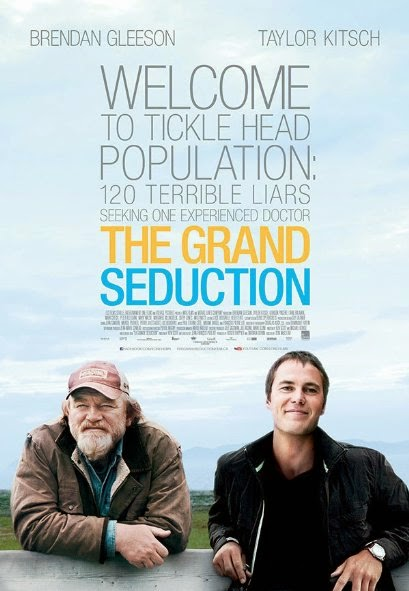 Poster Of English Movie The Grand Seduction (2013) Free Download Full New Hollywood Movie Watch Online At Alldownloads4u.Com