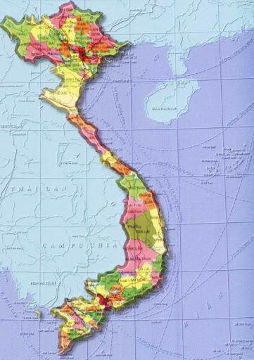 Nước Việt – Đất Việt – Dân Việt