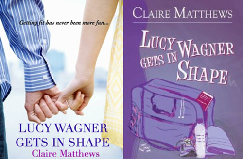 Lucy Wagner Gets in Shape