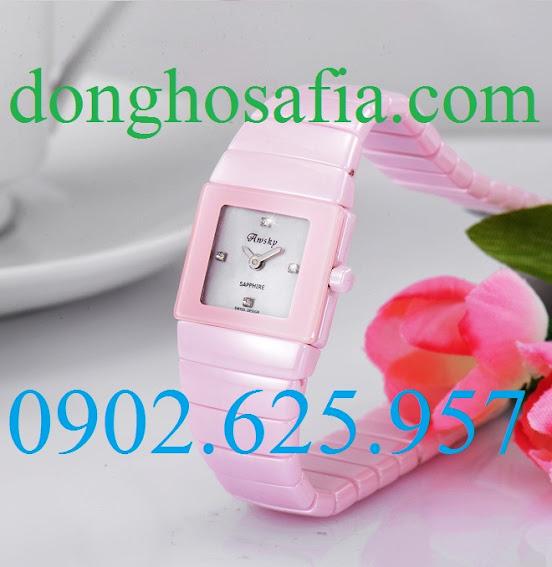 Đồng hồ nữ Awsky RD002