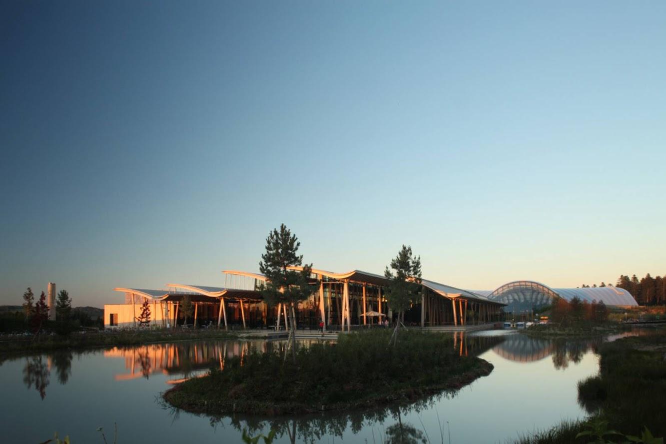 Mosella, Francia: Aquamundo by Artur Architectes Mandataire